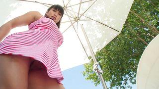 Sensual busty nipponese girlfriend Mia Li is ready to swallow fat cock