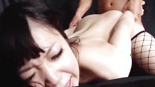 Stunning busty Yuna Aoba bounces on buddy's fat long sword like crazy