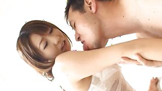 Cute Yuuko Sakurai with firm tits that loves hard stiff dink