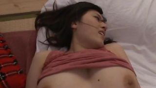 Mischievous busty Azusa Nagasawa is enjoying every second of her sex adventure with a buddy she likes a lot