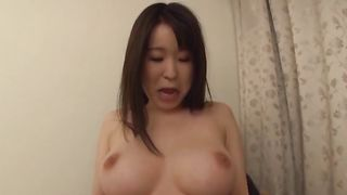 Hot-tempered busty diva whimpers while being intensely penetrated