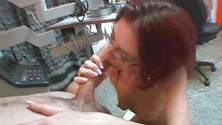 Slutty girlfriend Tabatha Tucker with massive natural tits receives a firm pounding