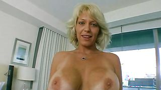 Male has his way with sinful busty perfection Charlee Chase