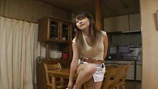 Lovely busty darling Asakawa Rei and stud are having a hardcore sex adventure