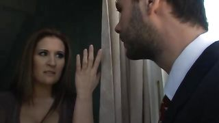 Exquisite busty Austin Kincaid eagerly fucks fuckmate