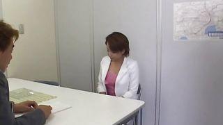 Mouthwatering busty Rio Kurusu spread her legs wide open and got fucked