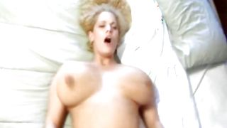 Lovable busty Jasmine is sucking a huge dick and enjoying it a lot