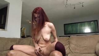 Mate gives an intense pounding to kinky busty Stacy Sweet's cuchy