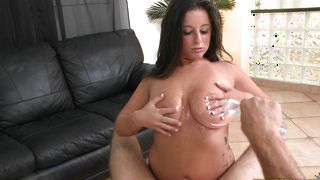 Shlong loving cute Adella Skyy with great tits is fucking a playmate she likes a lot like a star