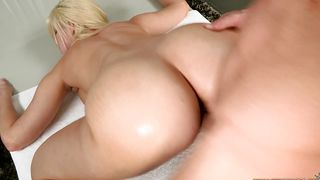How do you like my meaty pleasure boner you tasty Anikka Albrite with huge tits