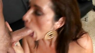 Luscious latin brunette girlfriend Vannah Sterling with great tits eager to fuck and be fucked
