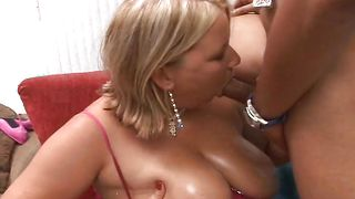 Busty Laura is fond of being fucked in all of her overwhelming copher