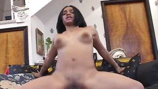 Elegant busty beauty Lucy always wanted to have casual sex with a stranger