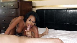 Magical busty Jazzy Jamison is eager to ride a hard dick